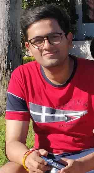 Saksham Jain